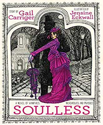 Soulless (novel)